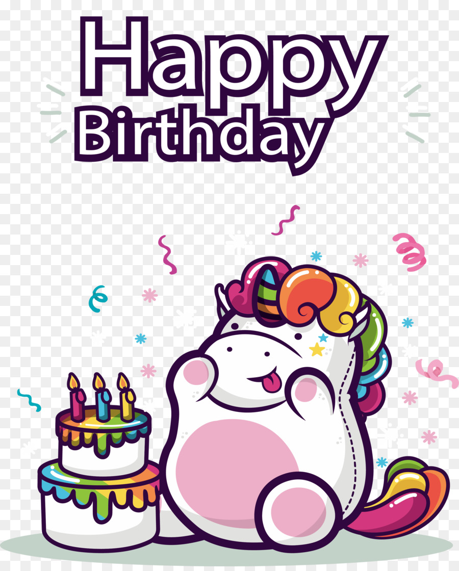 900x1120 T Shirt Happy Birthday To You Unicorn