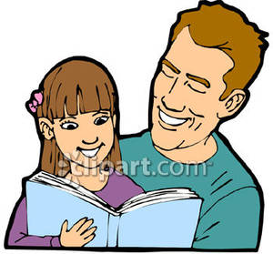 300x279 Father And Daughter Clipart