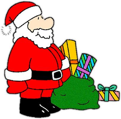 408x401 Free Santa Claus Graphics Page 2 Clip Art Image