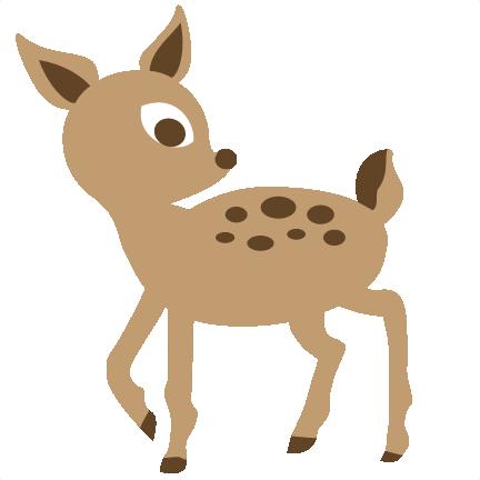 432x432 Luxury Deer Clipart Woodland