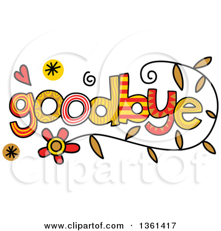 450x470 Free Farewell Clipart Images