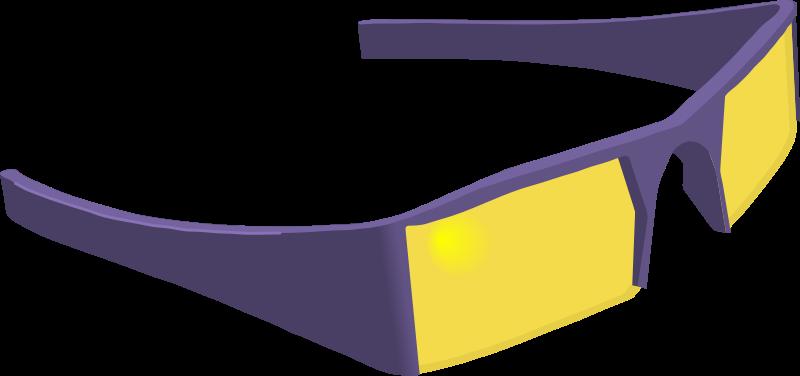 800x376 Shades Clip Art Download
