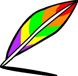 300x293 Feather Clip Art