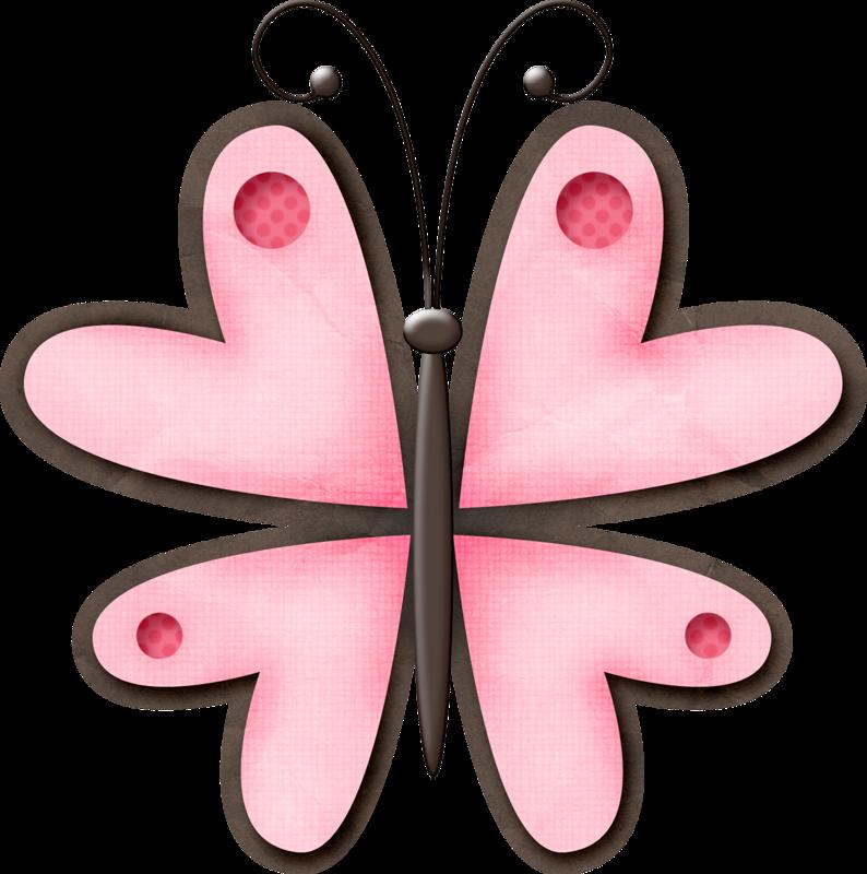 794x800 February Flirt Butterfly And Album