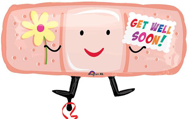 633x400 Get Well Soon Clipart