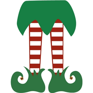 300x300 Collection Of Elf Legs Clipart High Quality, Free Cliparts
