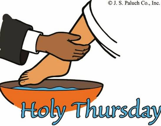 546x429 40 Adorabl Holy Thursday Wish Pictures And Photos