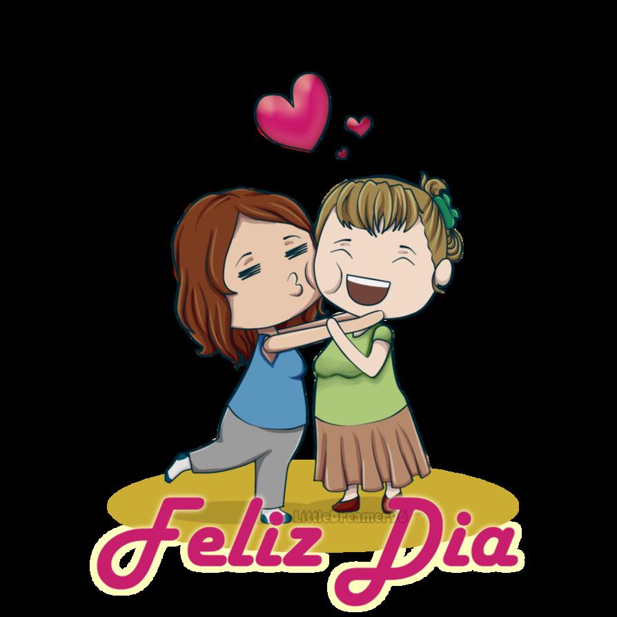 894x894 Feliz Dia De Las Madres By Littledreamer96