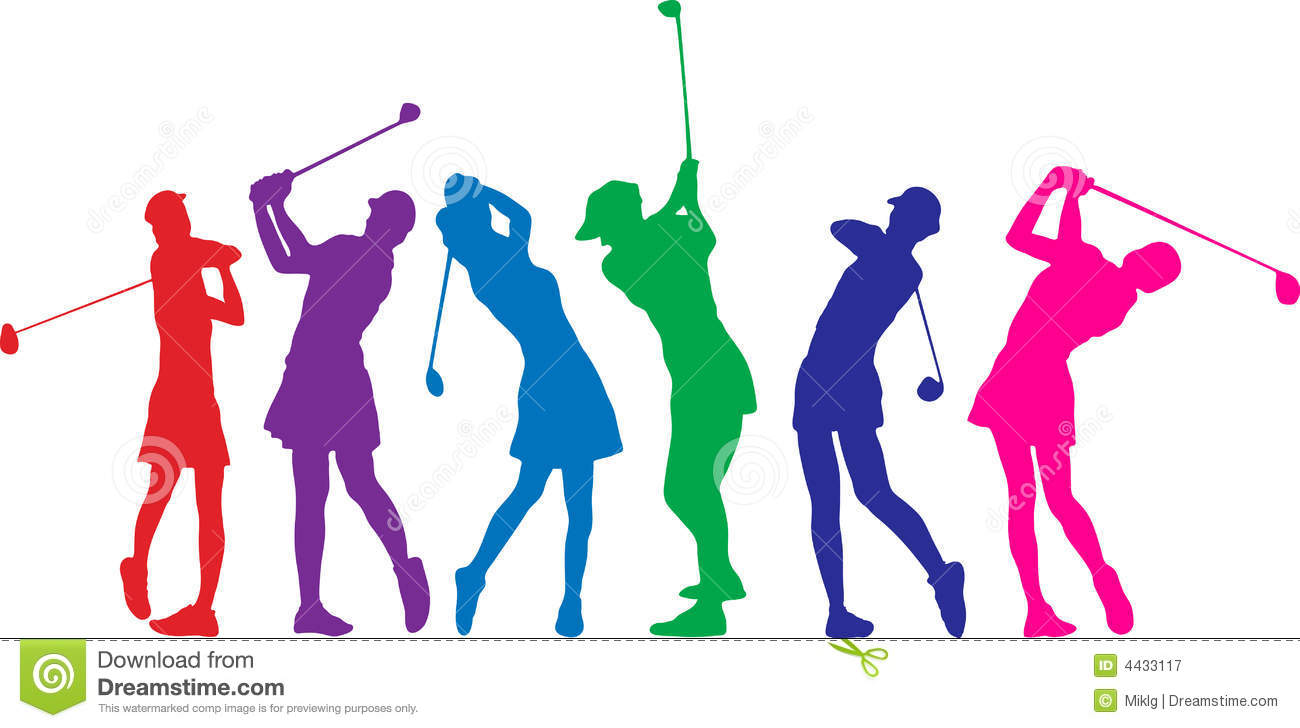 1300x728 Golf Course Clipart Women S Pencil And In Color Clip Art Free