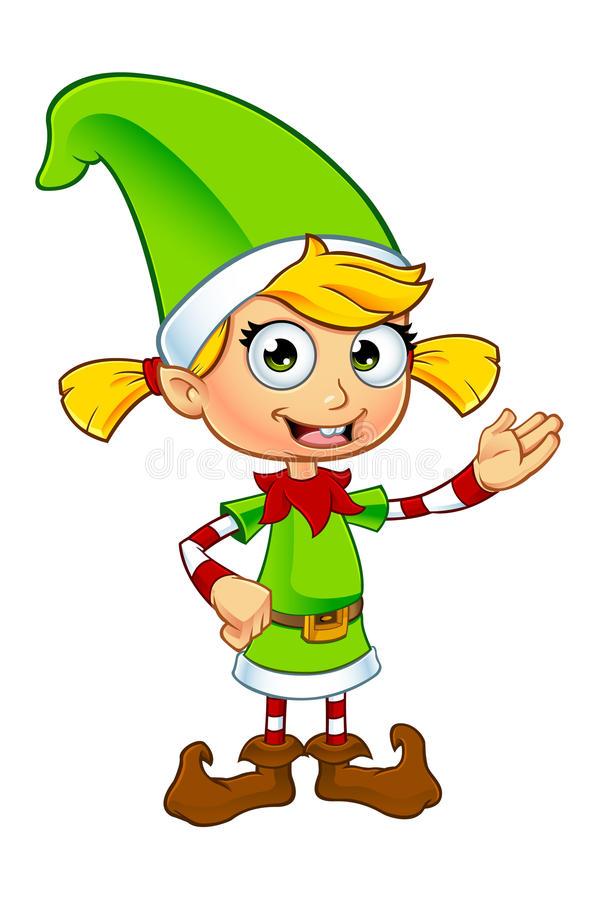600x900 Cartoon Girl Elf Group