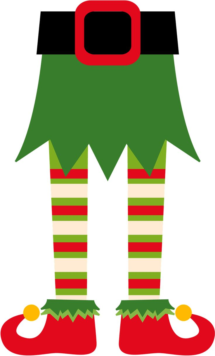 736x1219 Collection Of Elf Legs Clipart Black And White High Quality