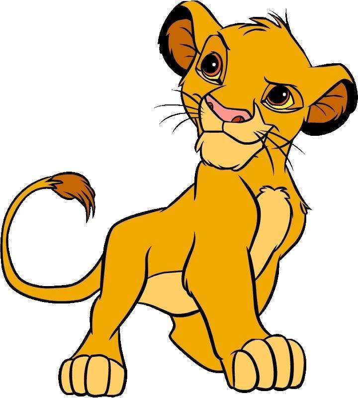720x800 Lions Clipart