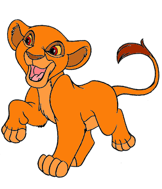 317x369 Mufasa Clipart Female Lion