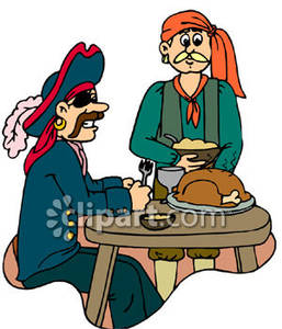 257x300 Pirate Clipart Cooking
