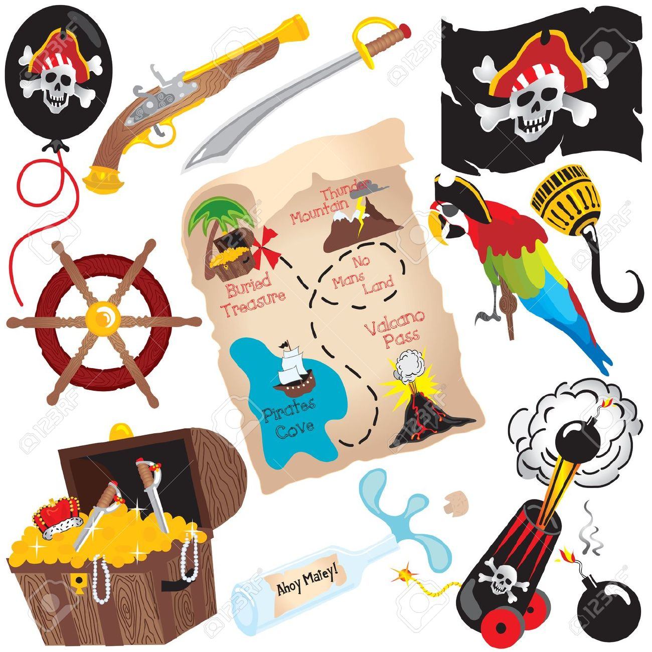 female pirate clipart at getdrawings com free for personal use rh getdrawings com free pirate clip art for children free pirate clip art borders