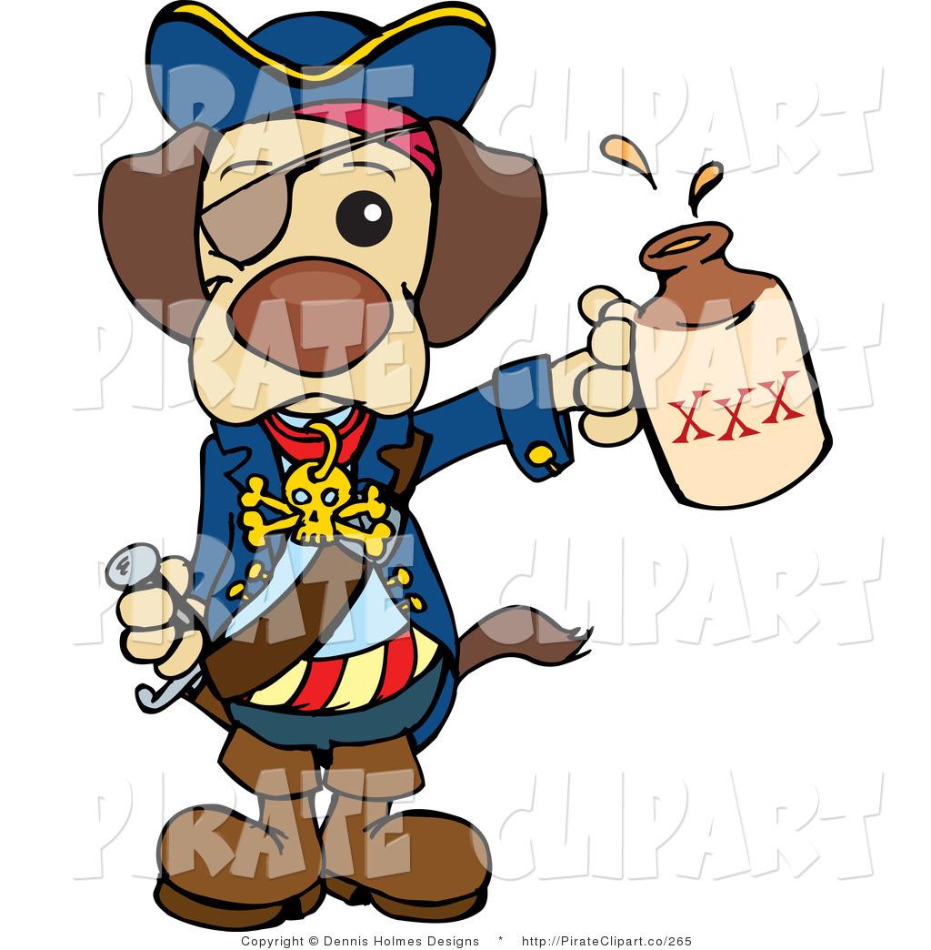 1024x1044 Cute Pirate Clipart