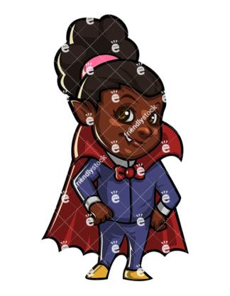 324x418 Black Girl Clipart