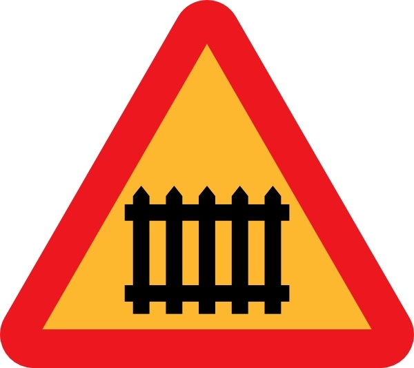 600x533 Open Fence Gate Clipart Collection