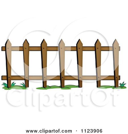 450x470 Picket Fence Cartoon