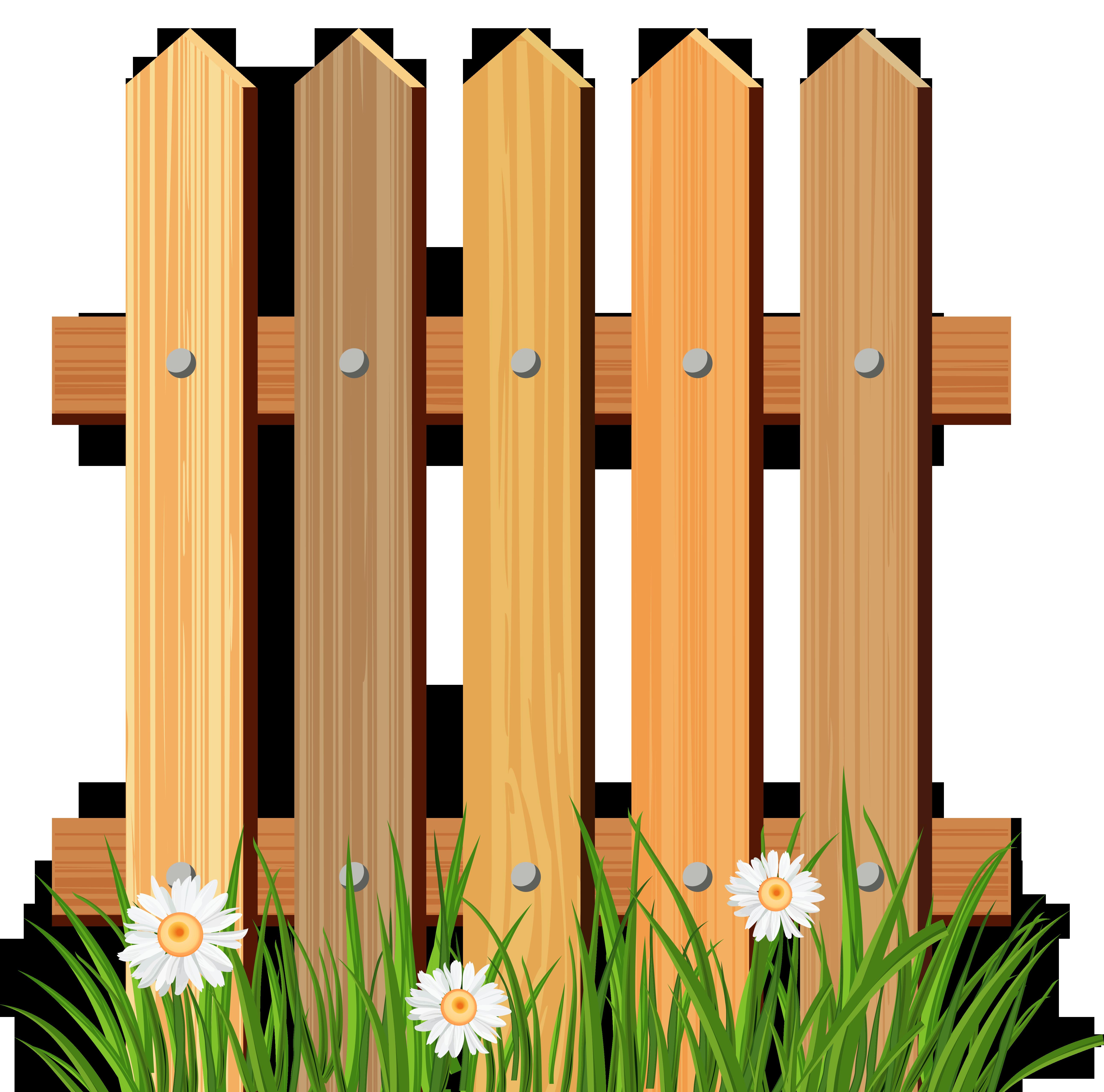 5165x5109 Cartoon fence clipart Festa Pequeno Principe