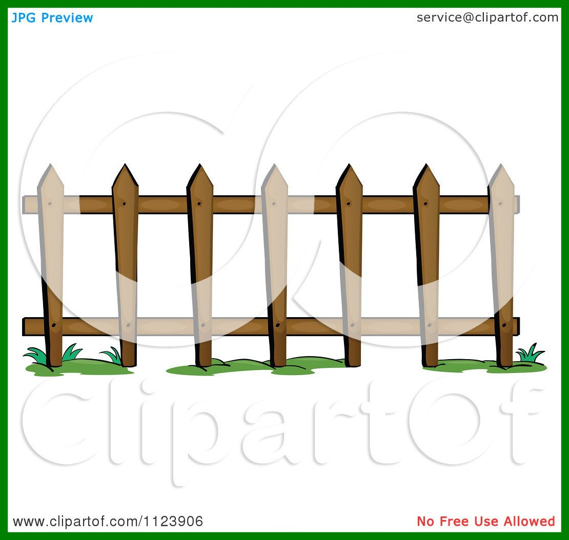 1110x1054 Amazing Fence Clip Art Clipart Panda Picture For Design