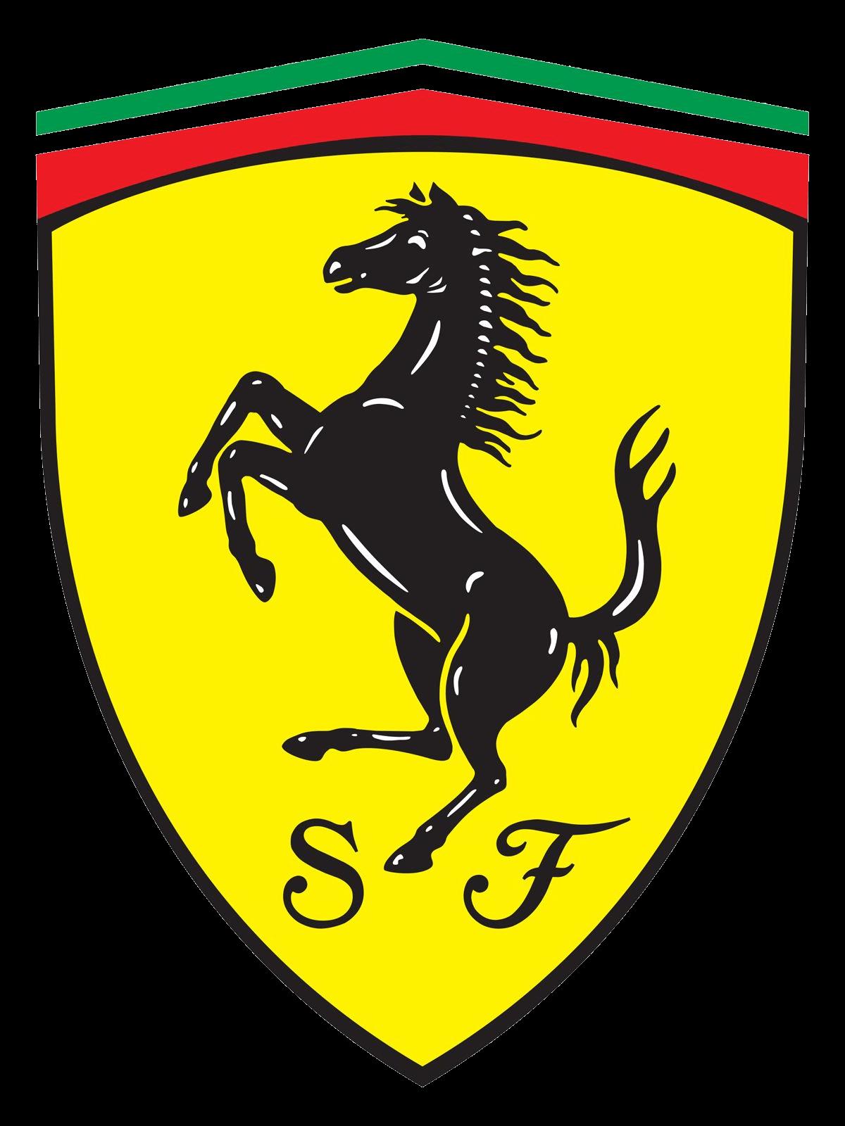 1200x1600 Ferrari Cliparts