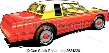 450x218 Stock Car Clip Art