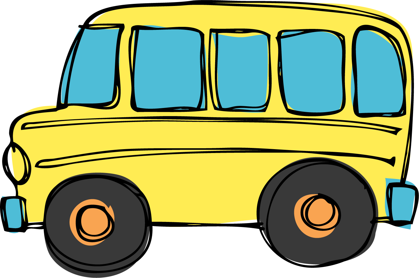 1404x932 Vehicle Clipart Bus Ride