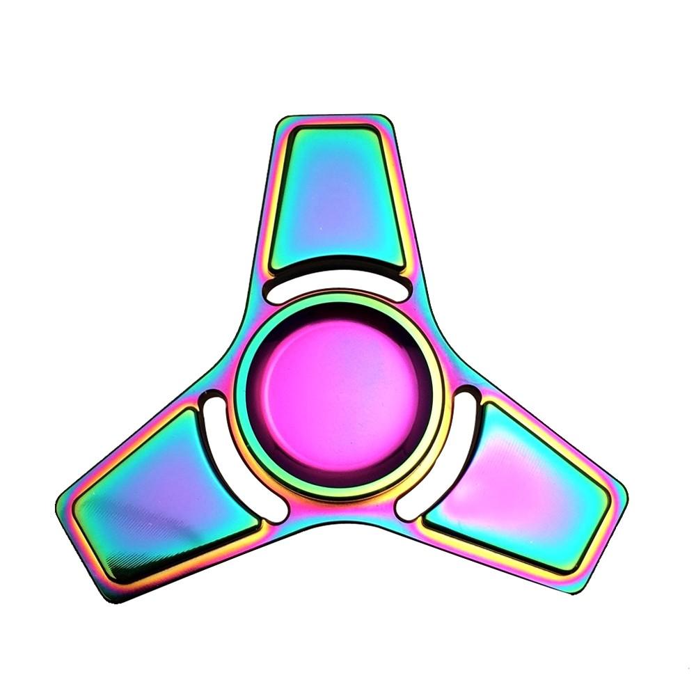 1000x1000 Peacemaker Rainbow Fidget Spinner