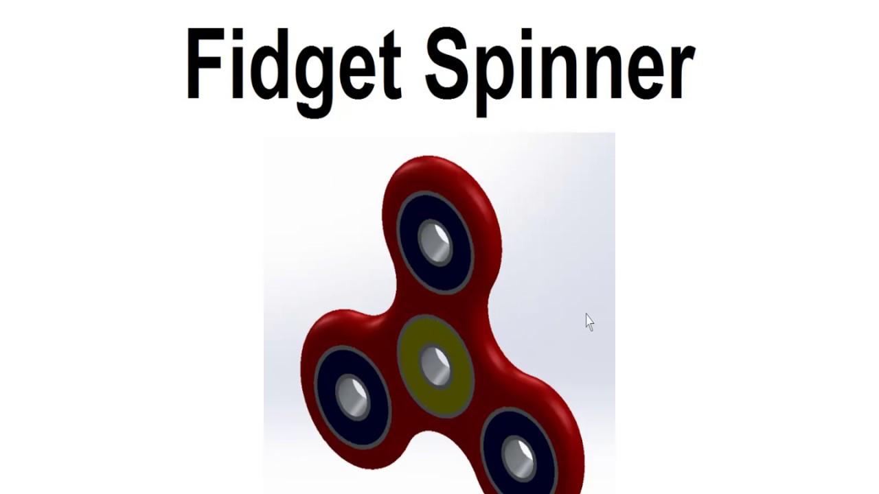 1280x720 How To Make Fidget Spinner