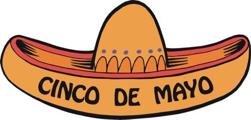 495x237 Free Cinco De Mayo Clip Art Cinco De Mayo Fiesta Dinner And Silent