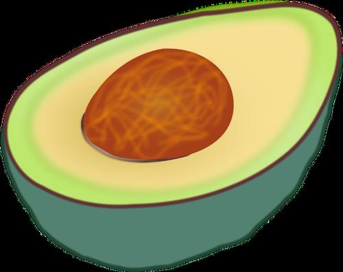 500x397 Fig Fruit Cut In Half Vector Clip Art Public Domain Vectors