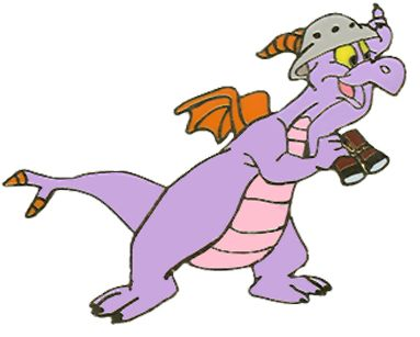 383x307 30 Best Figment Images On Disney Characters, Disney