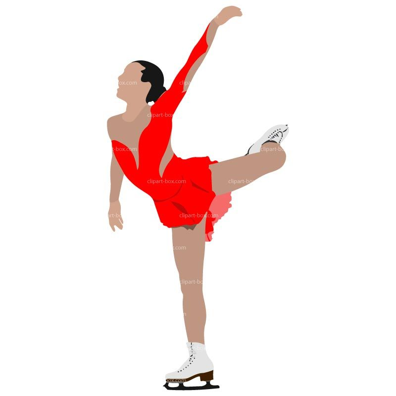 800x800 Figure Skating Clip Art Ice Skate Pictures