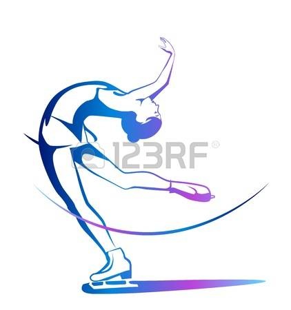 422x450 Figure Skating Images Clip Art Clipart Collection