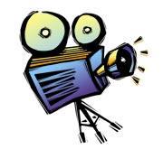 180x186 Movie Camera Clip Art Amp Movie Camera Clipart Images