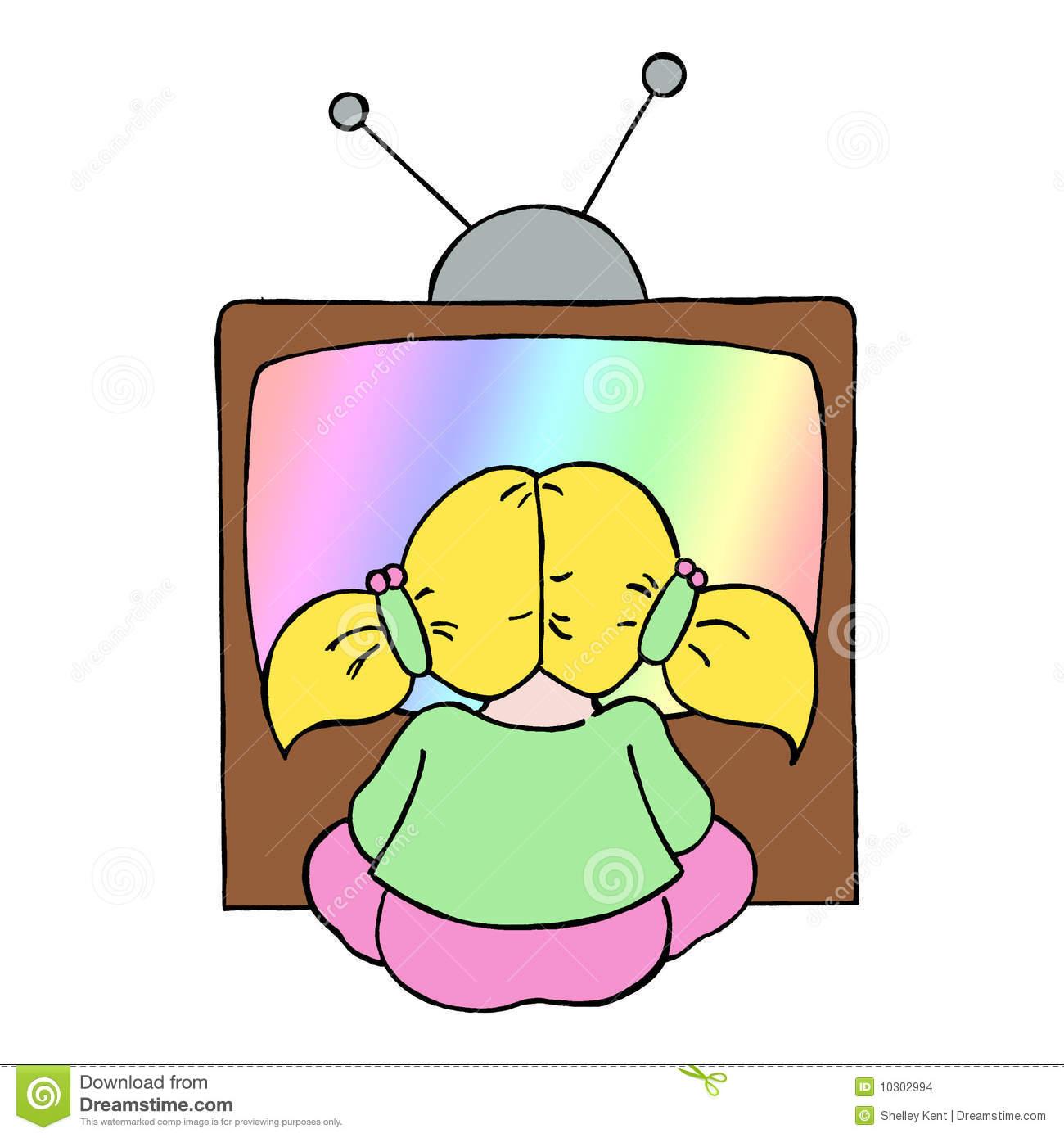 1300x1390 Tv Clipart Watch Film