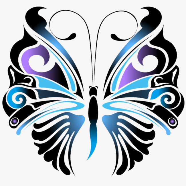 650x651 Fantasy Wizard, Butterfly, Art, Elegant Png Image And Clipart