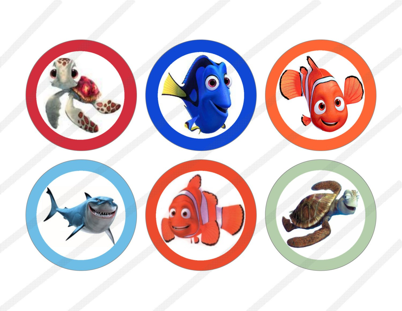1500x1159 Finding Nemo Printables