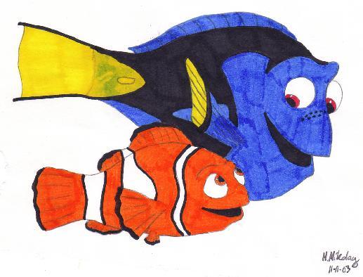 517x394 Finding Nemo Sharks Clip Art Clipart