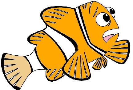 432x291 Squishy Nemo Clipart