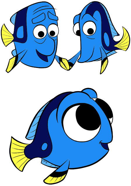 449x638 Destiny Clipart Finding Nemo