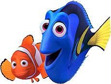 230x173 Disney Finding Nemo Clipart