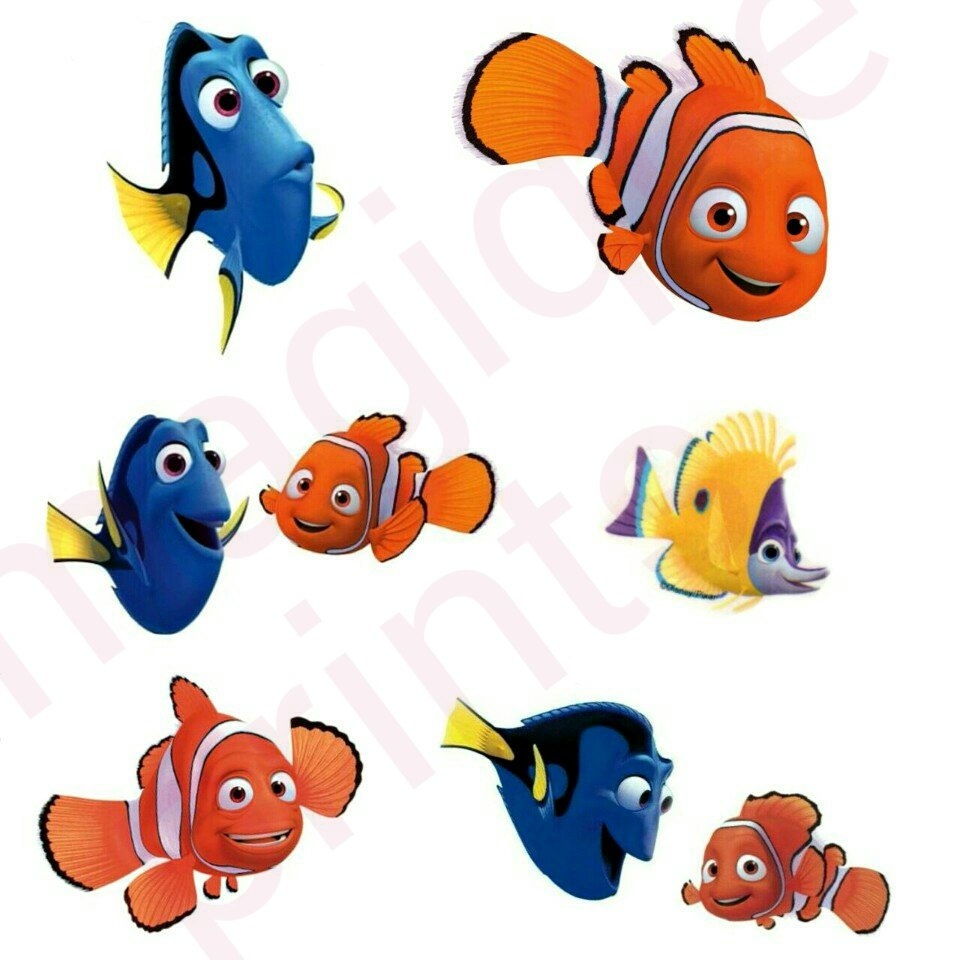 960x960 Dory From Finding Nemo Clip Art
