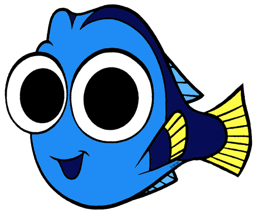 496x415 Collection Of Finding Dory Black And White Clipart High