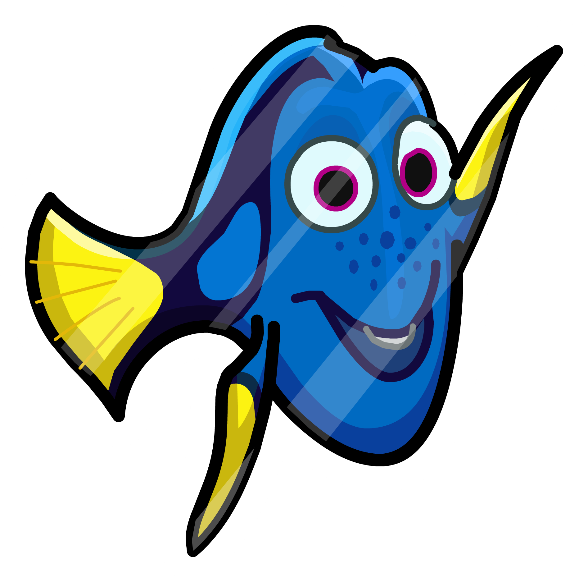 1894x1873 Finding Dory Party Interface Club Penguin Wiki Fandom Powered