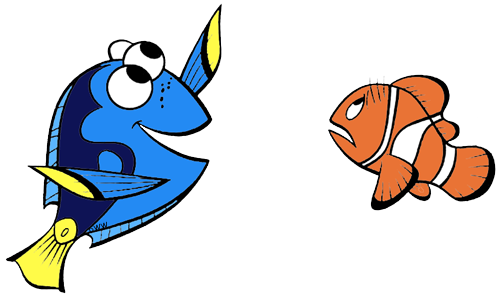 500x295 Marlin Finding Nemo Clipart 78986
