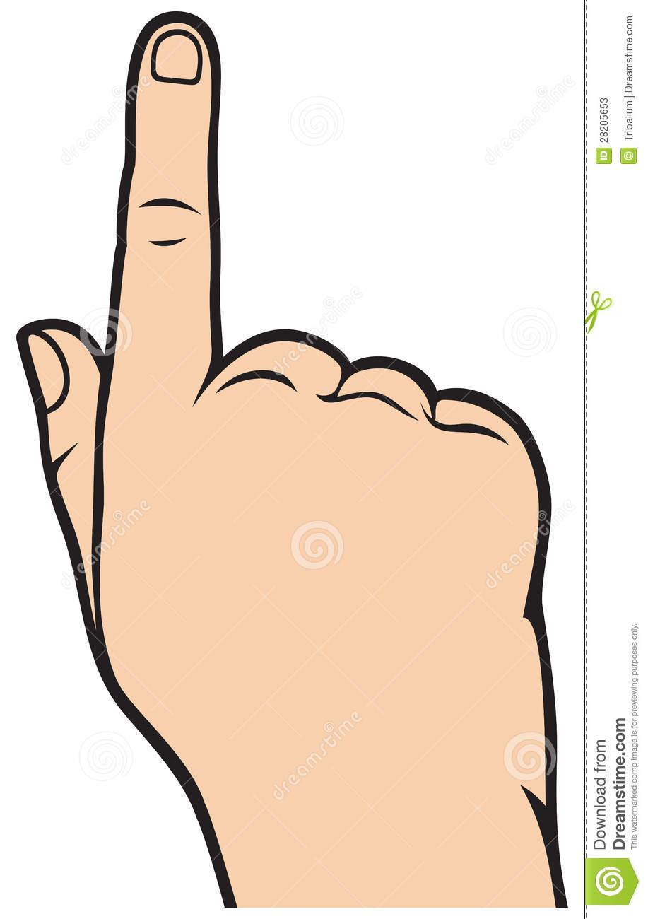 Finger Clipart