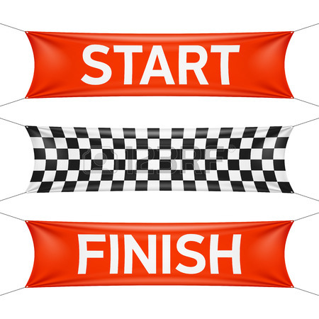 450x450 Starting Line Clipart 35940208 Starting And Finishing Lines