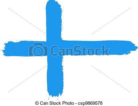 450x347 Flag Of Finland, Vector Illustration Vector